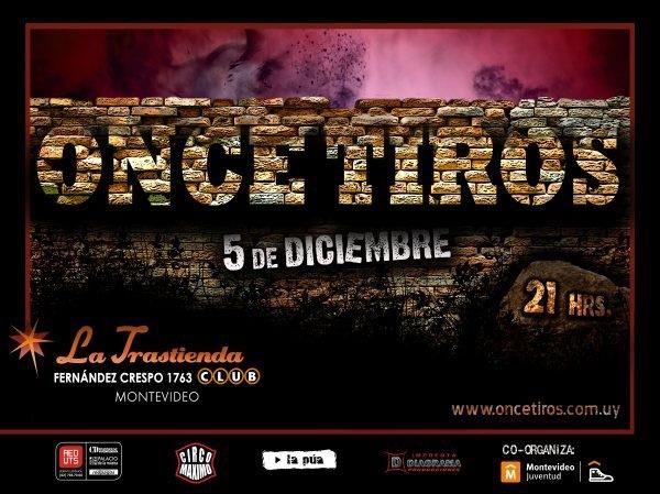 once-tiros